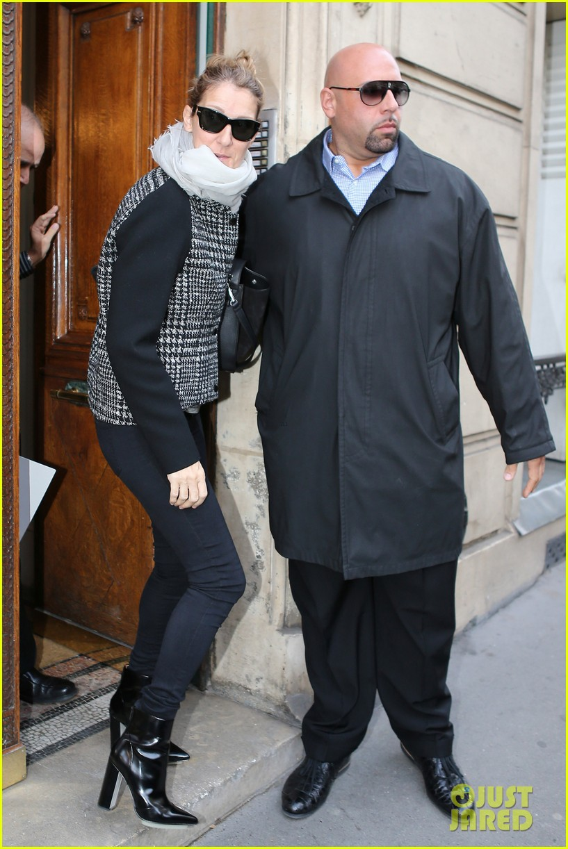 celine dion doctors visit in paris 10