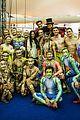 nina dobrev cirque du soleil spectator 03