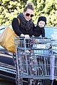 hilary duff bristol farms shopping with luca 14