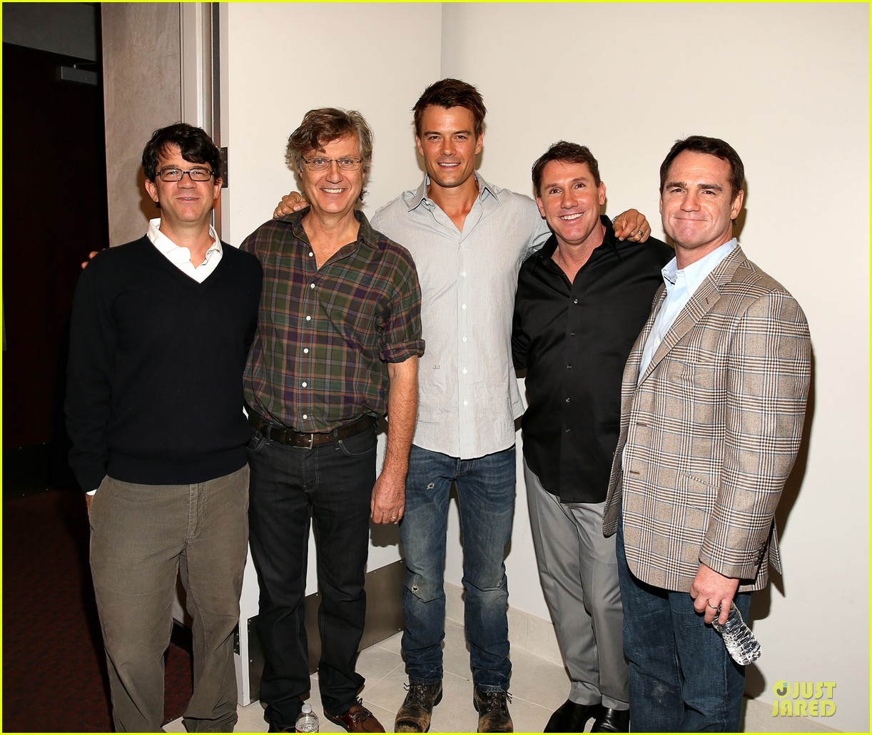 josh duhamel safe haven afi reception 052750206