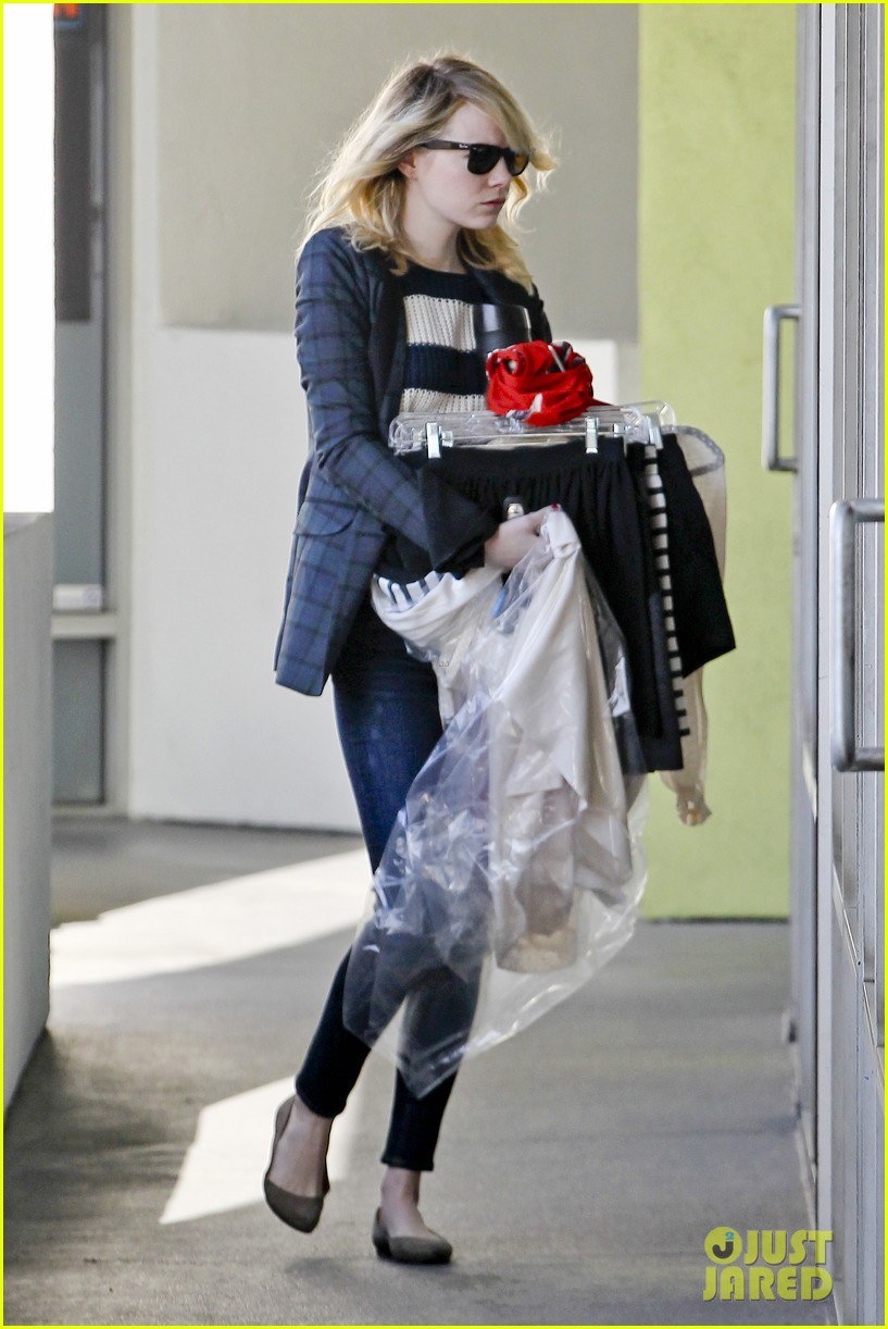 emma stone house of tailoring pre thanksgiving drop off 102762103