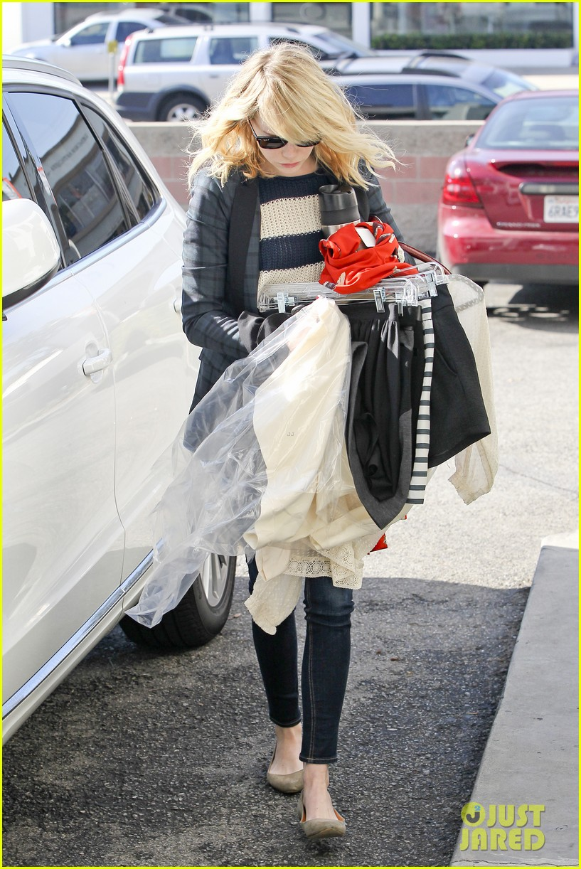 emma stone house of tailoring pre thanksgiving drop off 11