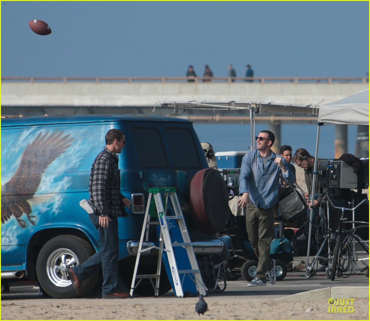 chris evans football on a many splintered thing set 22
