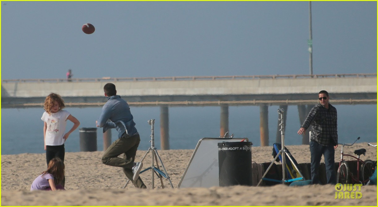 chris evans football on a many splintered thing set 27