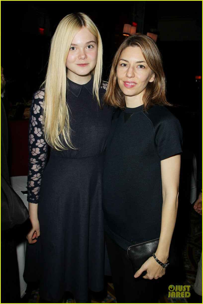 elle fanning ginger & rosa screening after party 23
