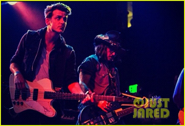 jared followill johnny depp petty fest west players 10