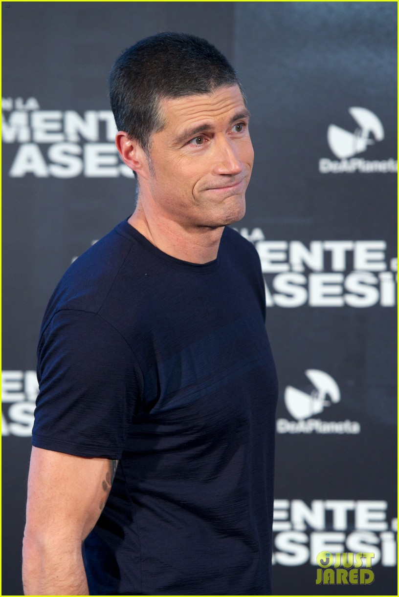 matthew fox alex cross madrid photocall 28