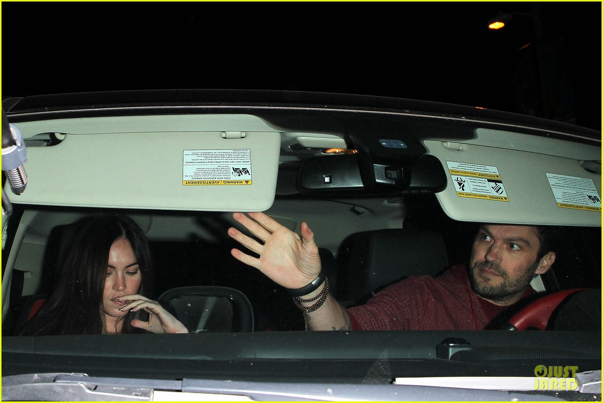 megan fox brian austin green post baby jar outing 13
