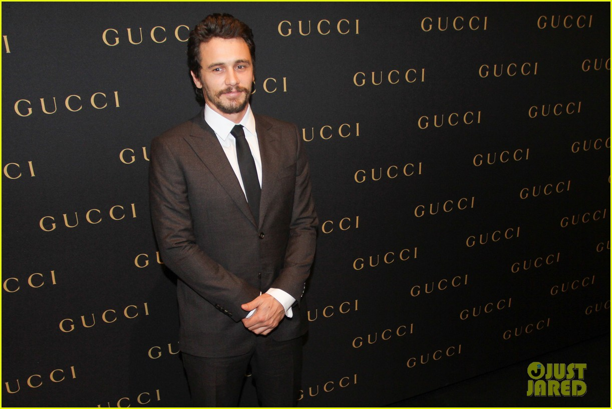 james franco gucci store opening in sao paulo 06