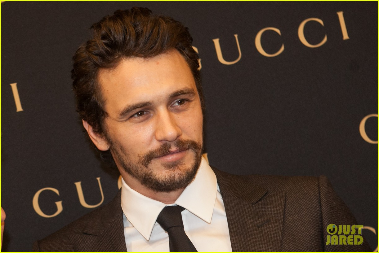 james franco gucci store opening in sao paulo 16