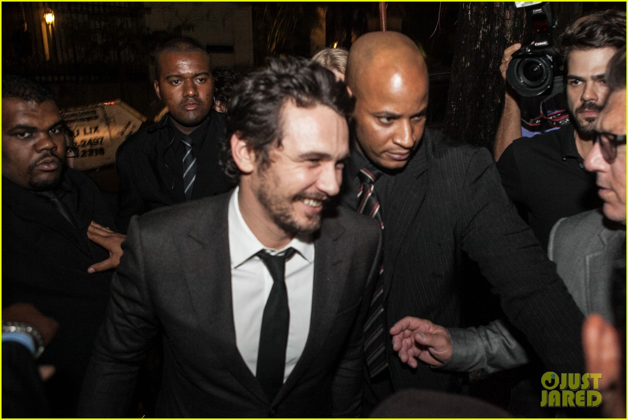 james franco gucci store opening in sao paulo 20