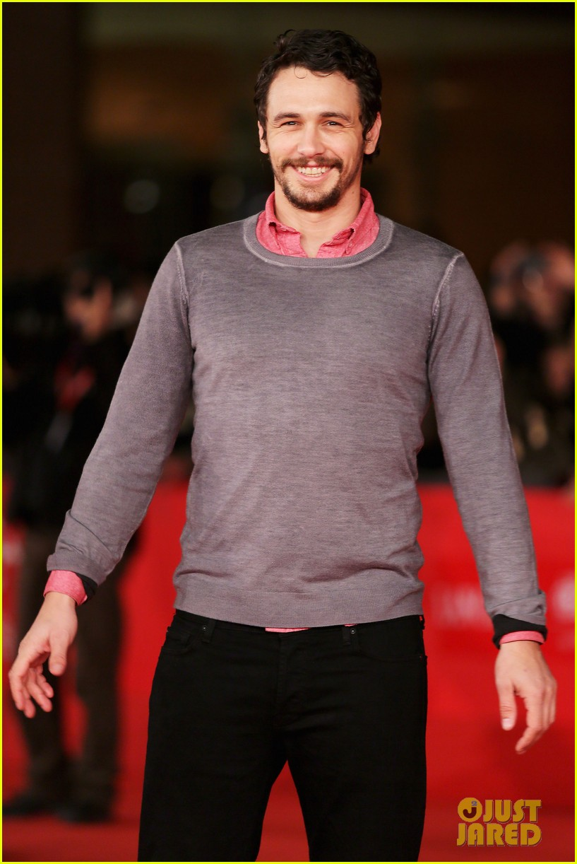 james franco rome film festival attendee 02