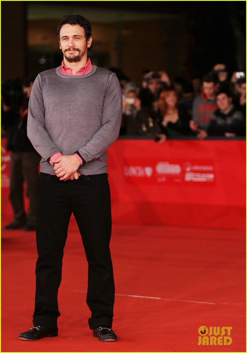 james franco rome film festival attendee 13