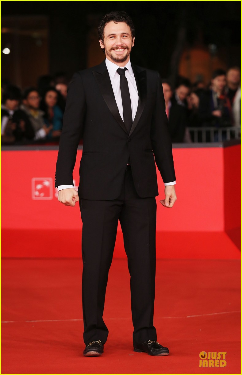 james franco tar rome film festival premiere 162759242