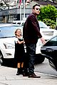 jennifer garner ben affleck kids karate class pick up 01