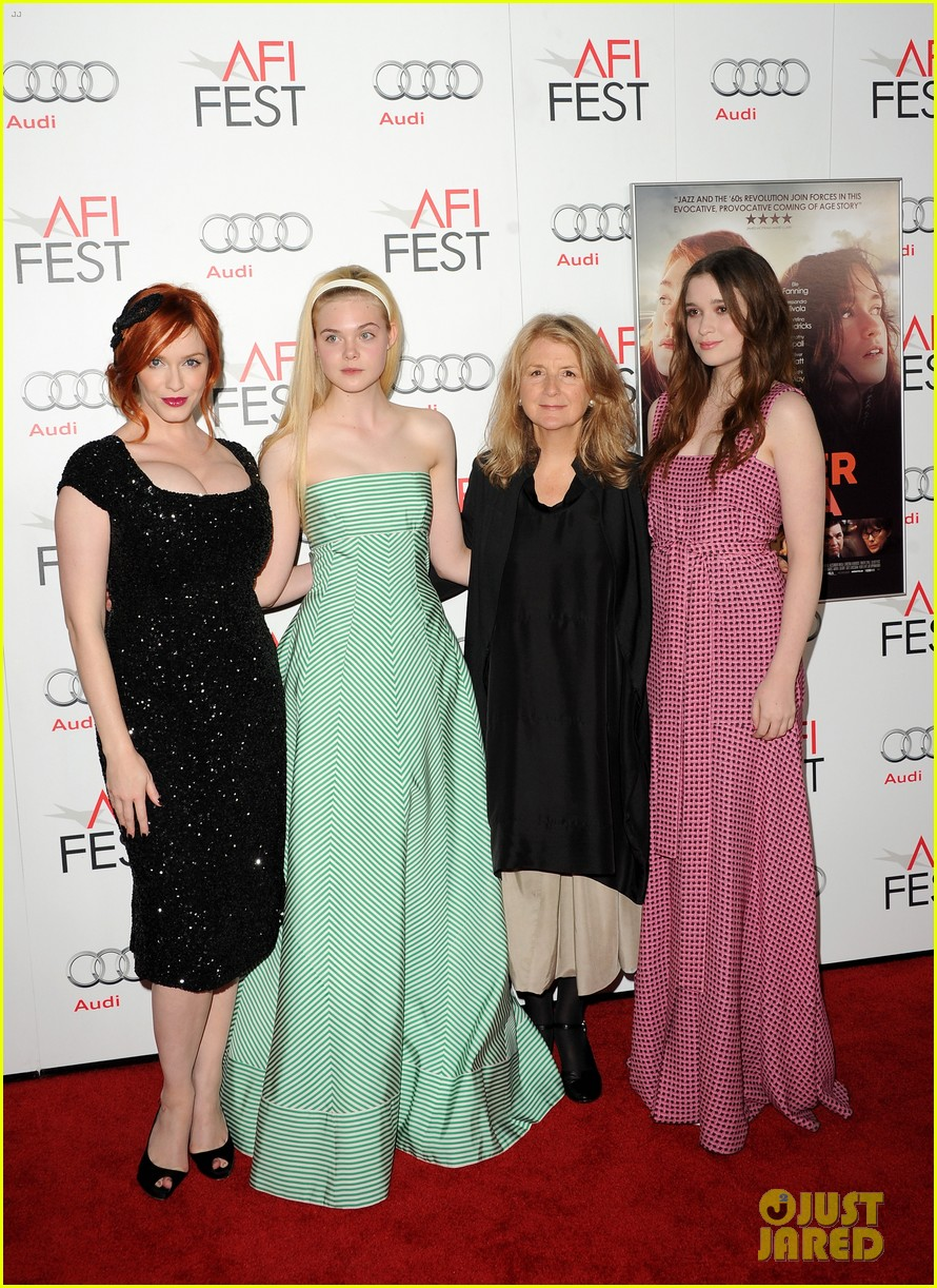 ginger and rosa screening afi 16