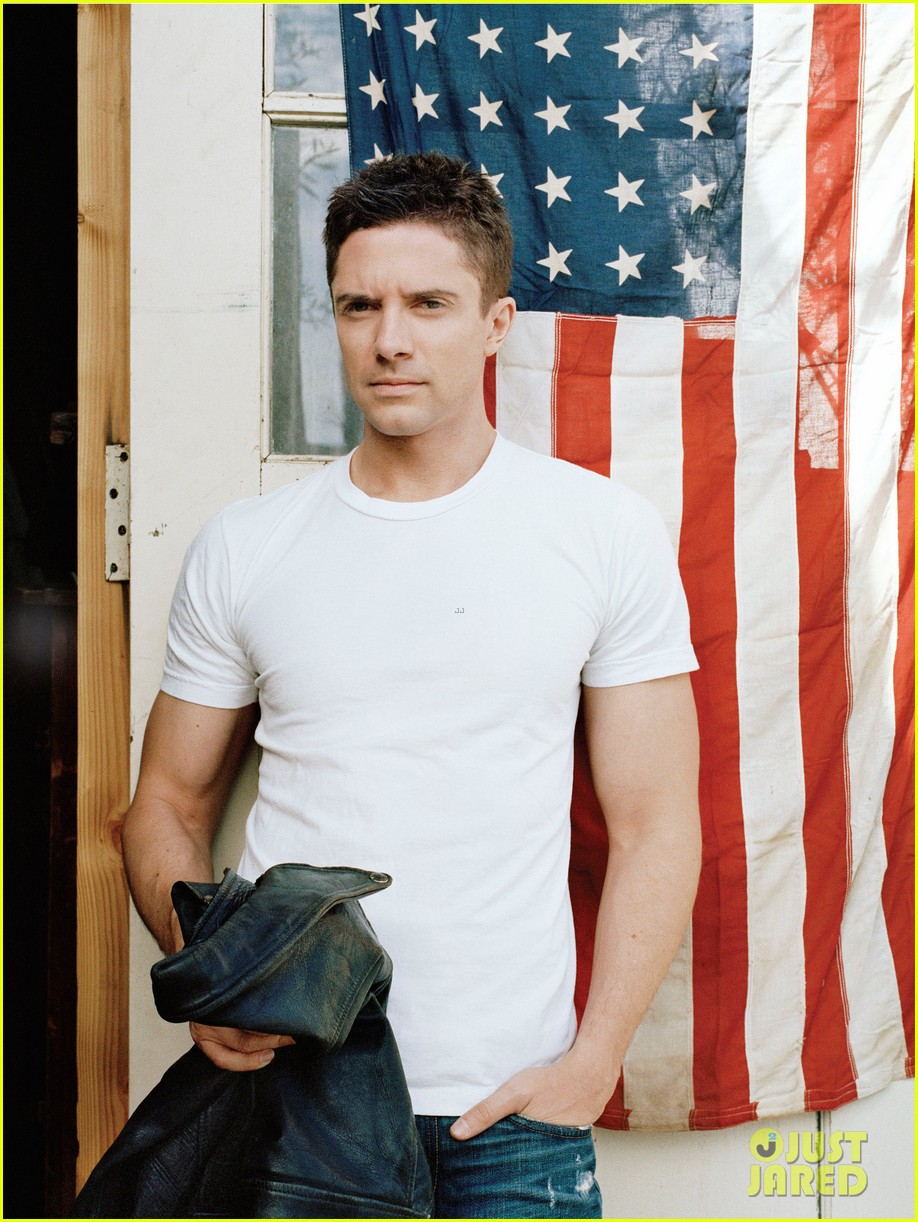 topher grace patriotic corduroy magazine feature 082751964