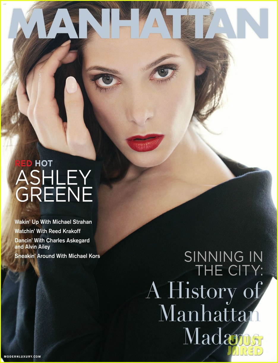 ashley greene covers manhattan november 2012