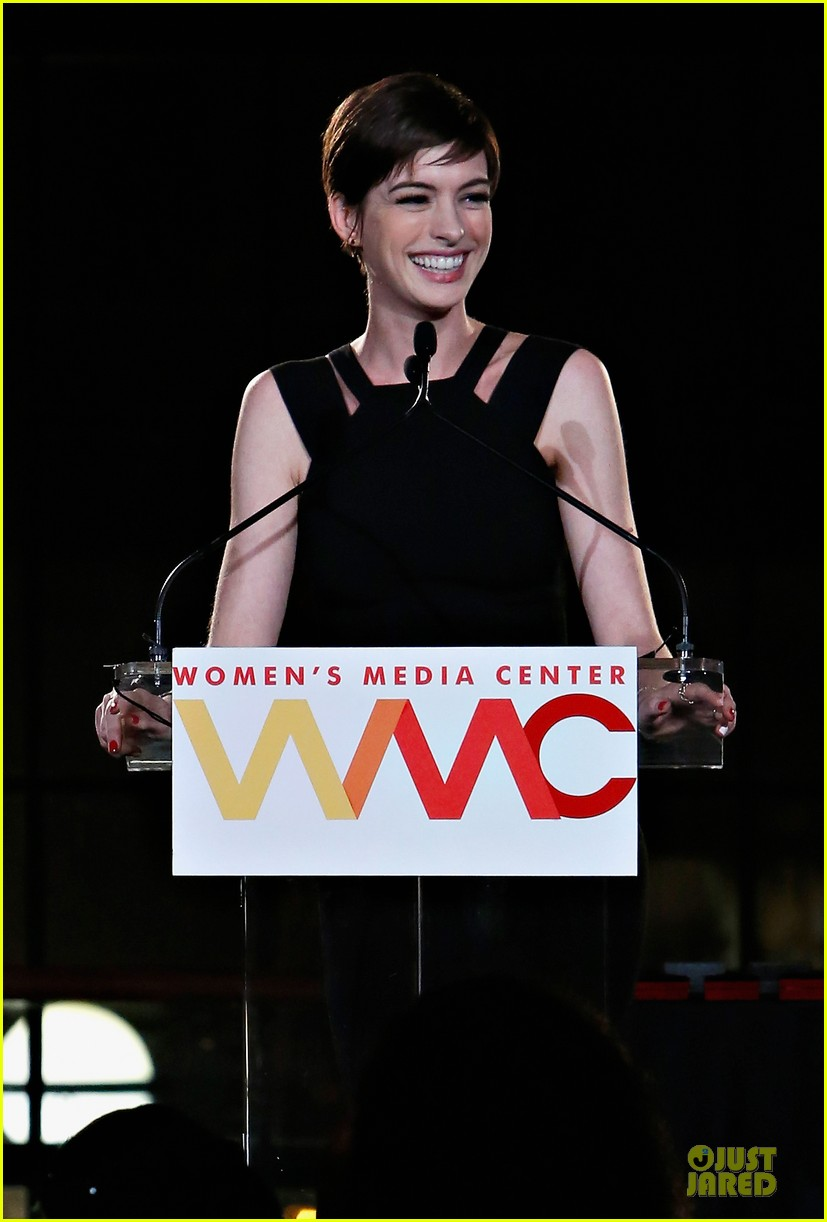 anne hathaway womens media awards 052756862