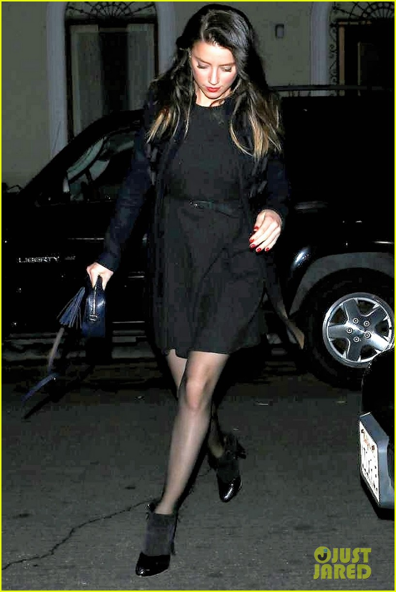 amber heard matsuhisa night out 01