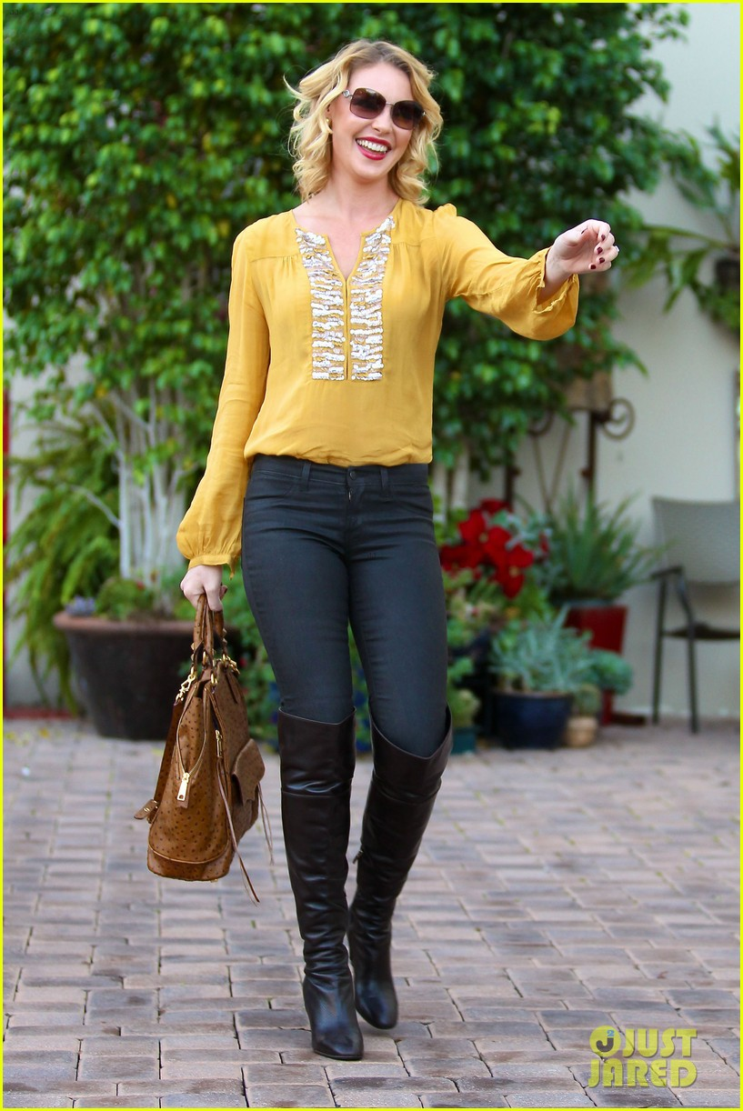katherine heigl birthday lunch with josh kelley mom nancy 15