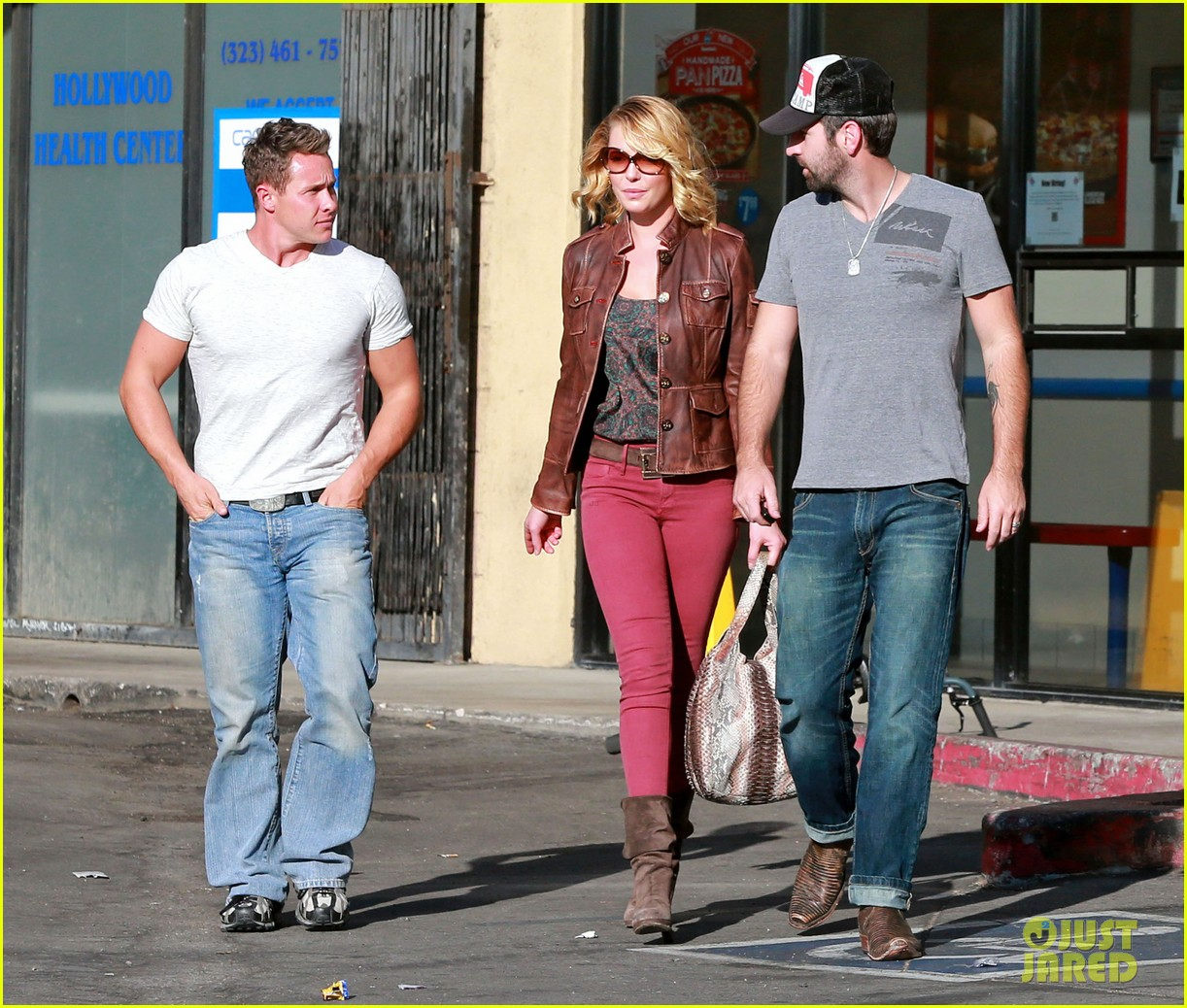 katherine heigl sushi stop with josh kelley 09