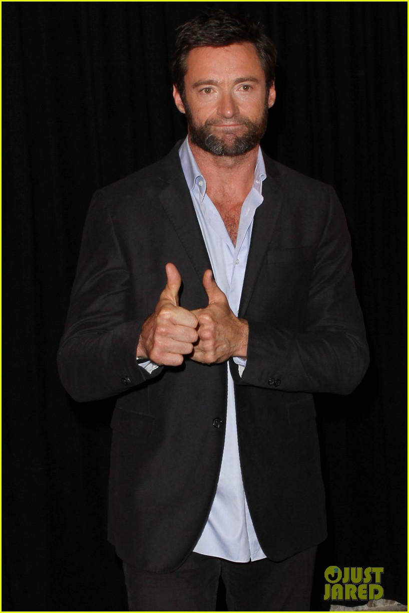 hugh jackman the acting edge launch 022751351