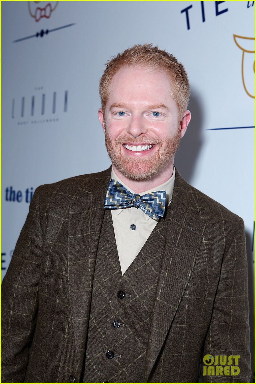 jesse tyler ferguson fiance justin mikita launch tie the knot charity 16