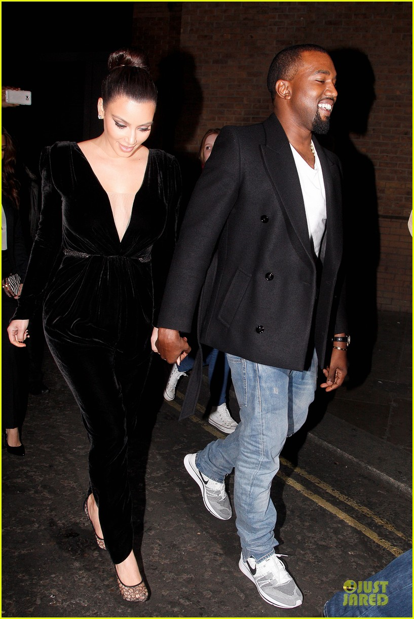 kim kardashian kanye west dinner date with sisters 23