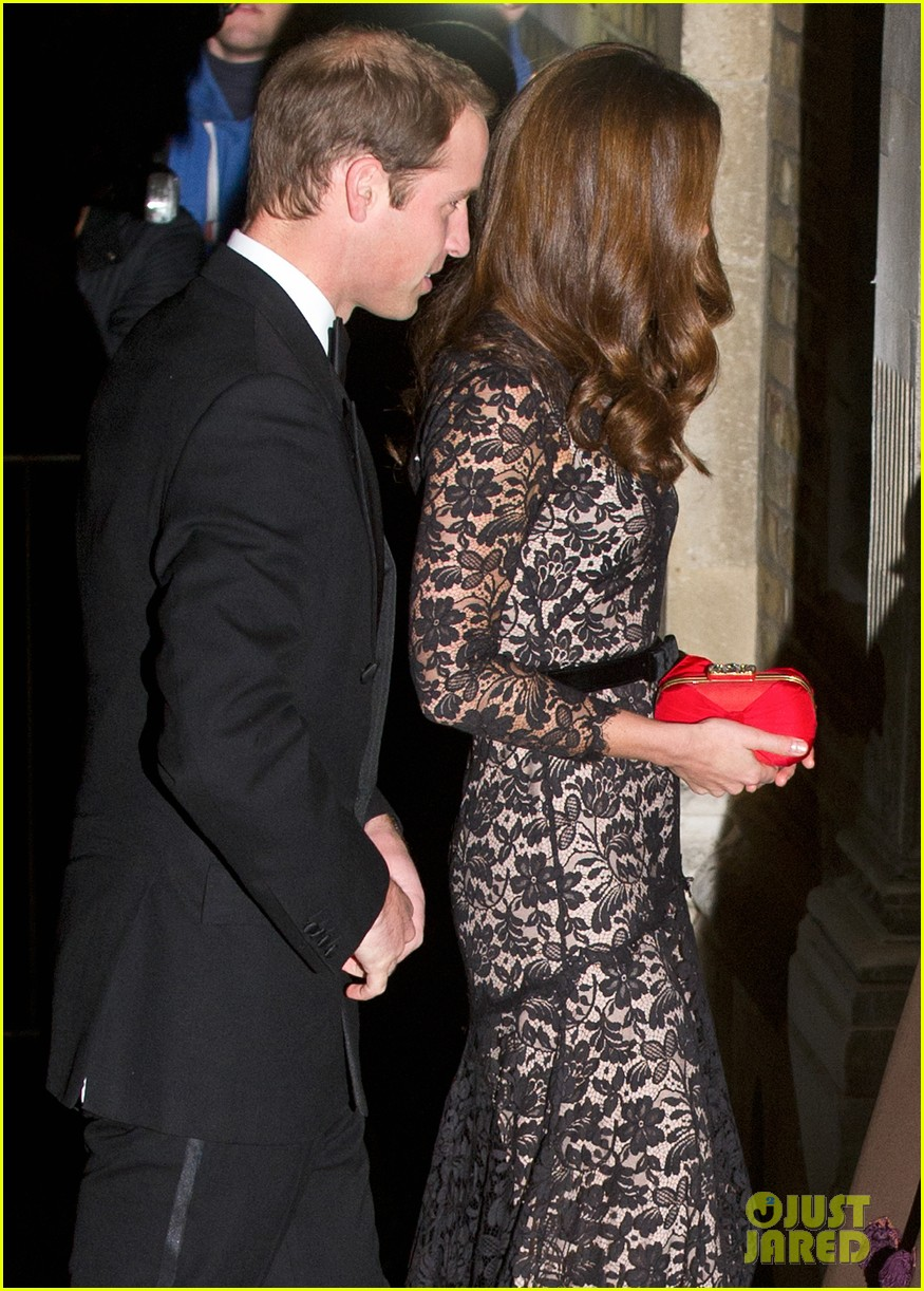 prince william duchess kate university of st andrews dinner guests 11