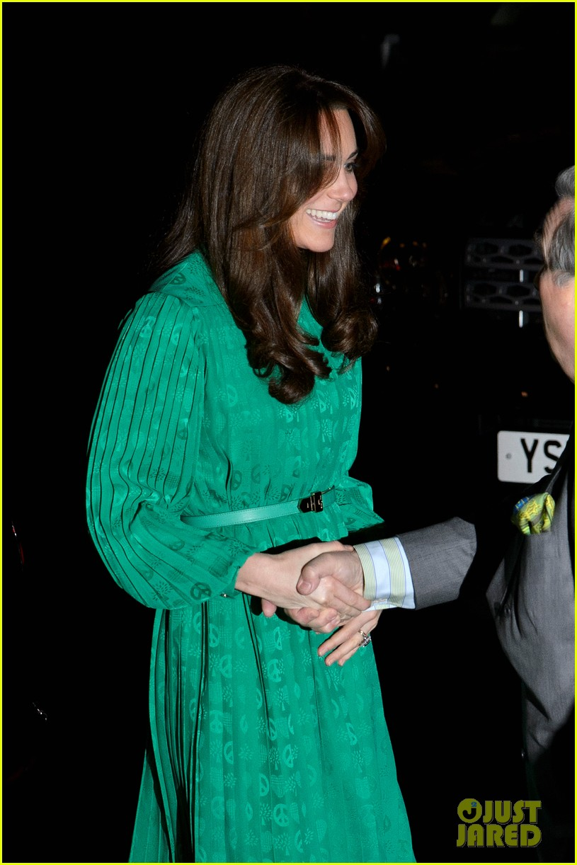 duchess kate natural history museum gallery opening 11