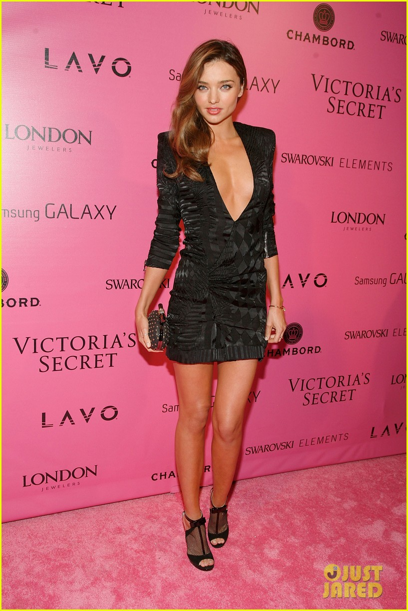 miranda kerr erin heatherton victorias secret fashion show after party 13