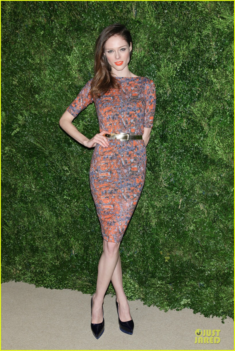 miranda kerr karlie kloss cfda vogue fashion fund awards 09