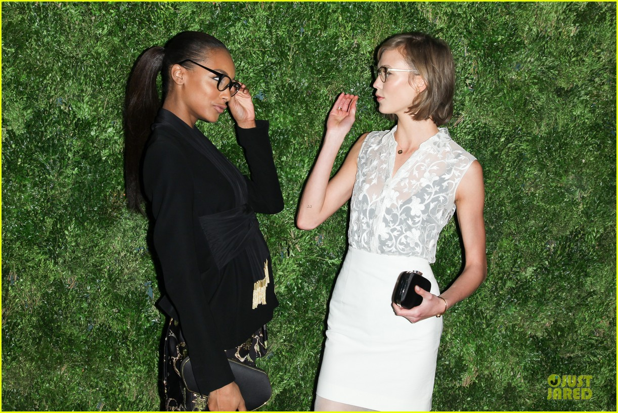 miranda kerr karlie kloss cfda vogue fashion fund awards 21