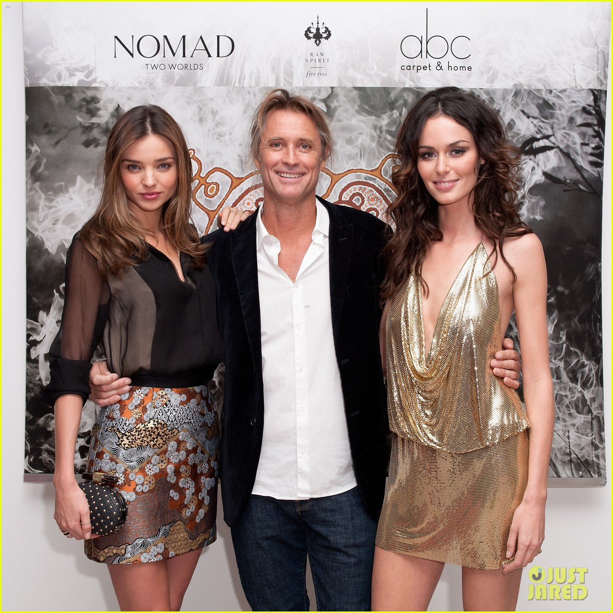 miranda kerr nomad two worlds book launch 10