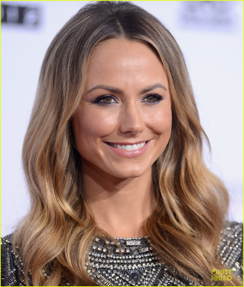 stacy kiebler amas red carpet 06