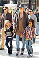 heidi klum holiday shopping at the grove 13