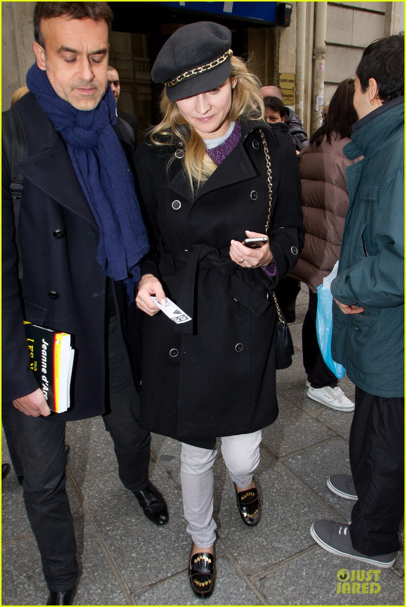 diane kruger un plan parfait promotion in paris 012749236