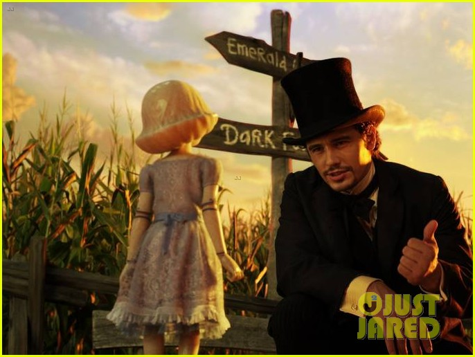 mila kunis new oz the great and powerful poster pics 13