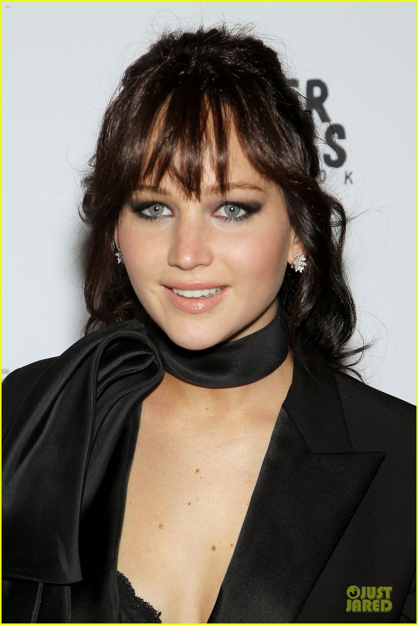 jennifer lawrence silver linings playbook new york screening 07