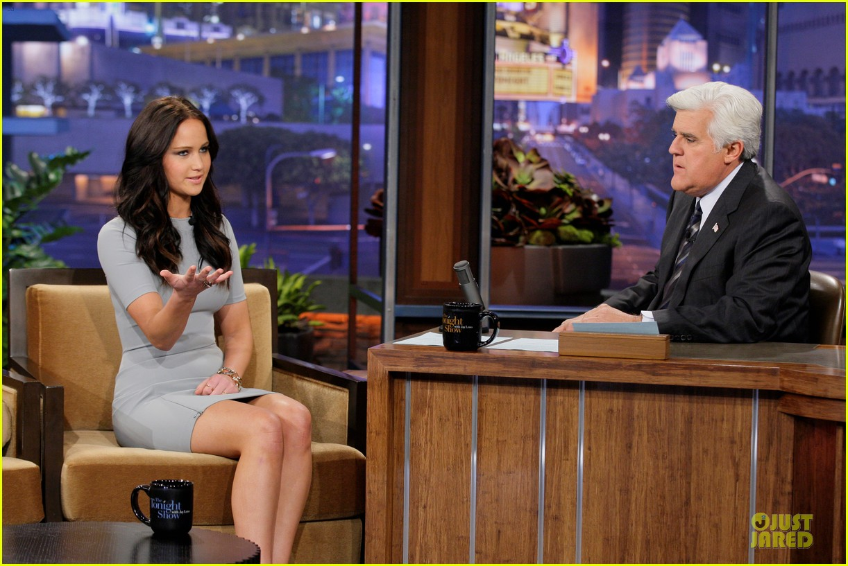 jennifer lawrence tonight show with jay leno appearance 03