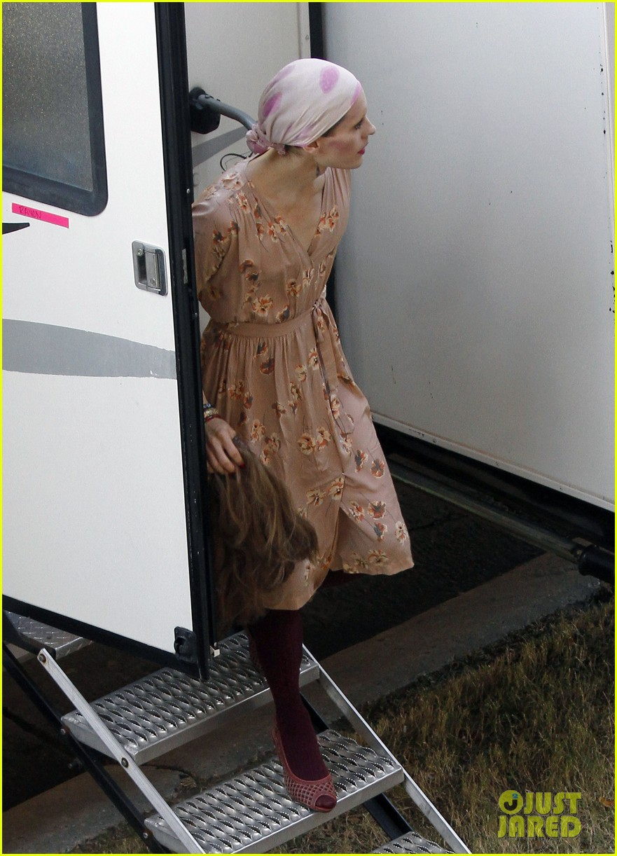 jared leto dallas buyers club photo shoot in drag 08
