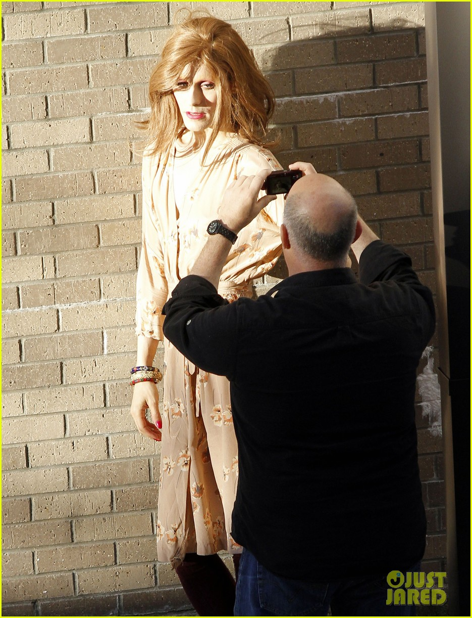 jared leto dallas buyers club photo shoot in drag 11