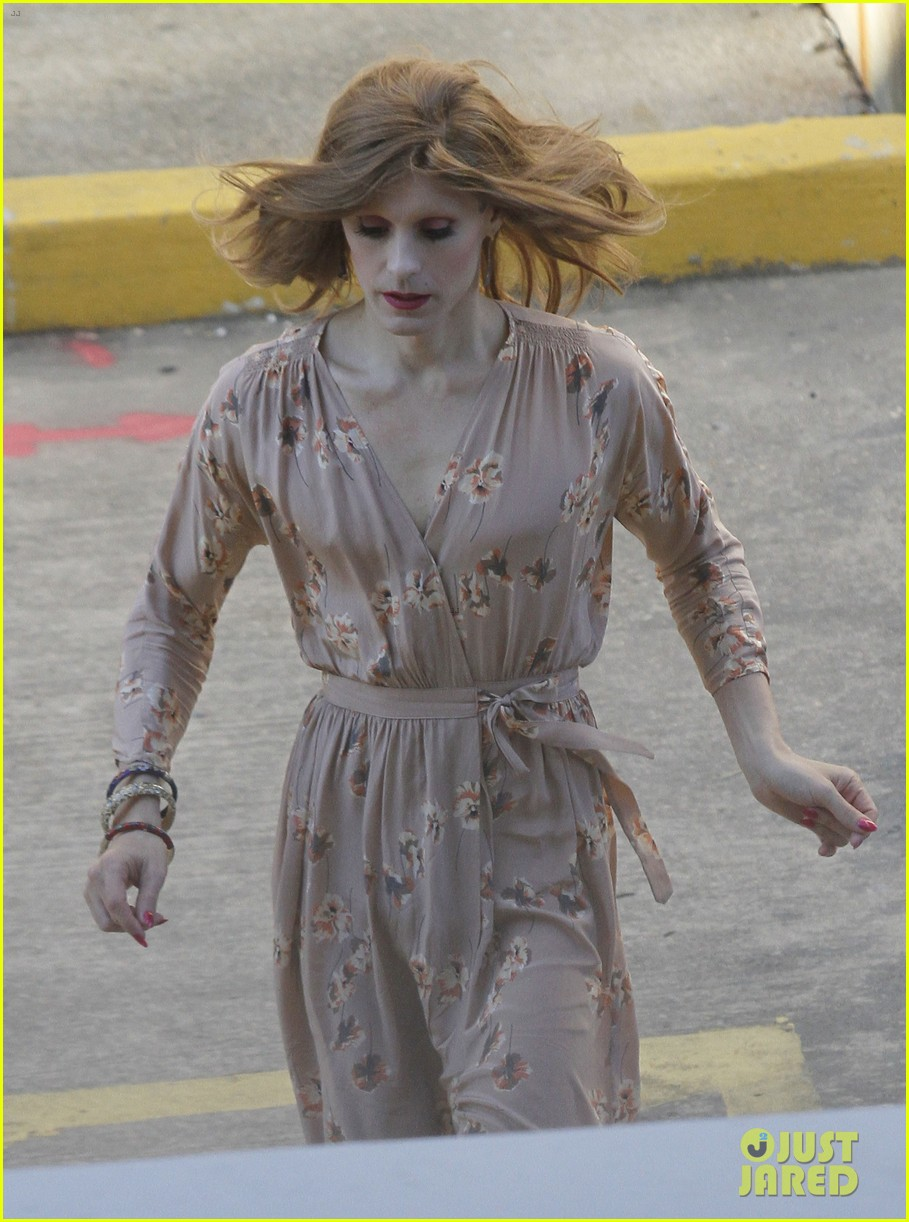 jared leto dallas buyers club photo shoot in drag 16
