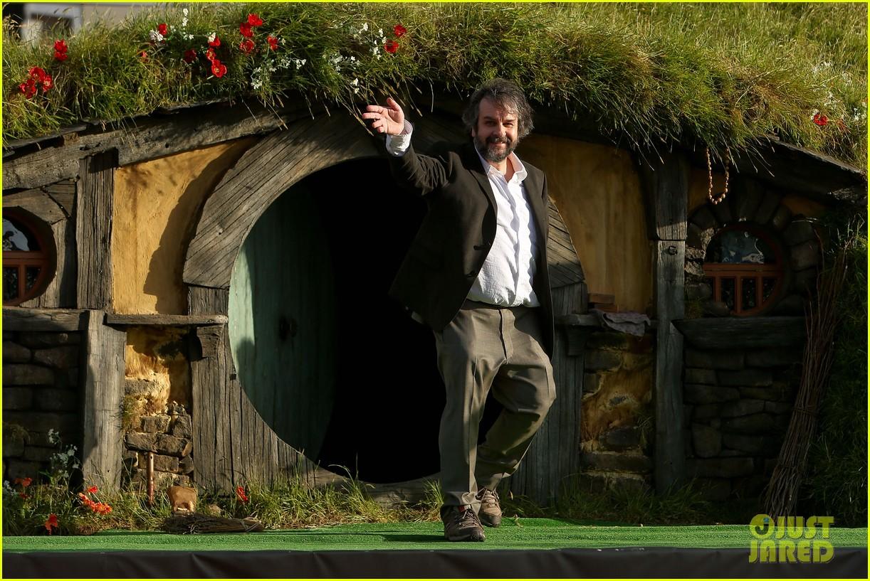 evangeline lilly cate blanchett hobbit world premiere 07