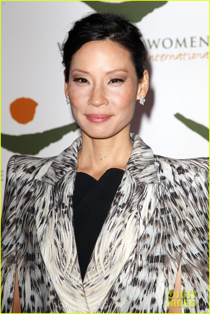 lucy liu women for women international award winner 022754136