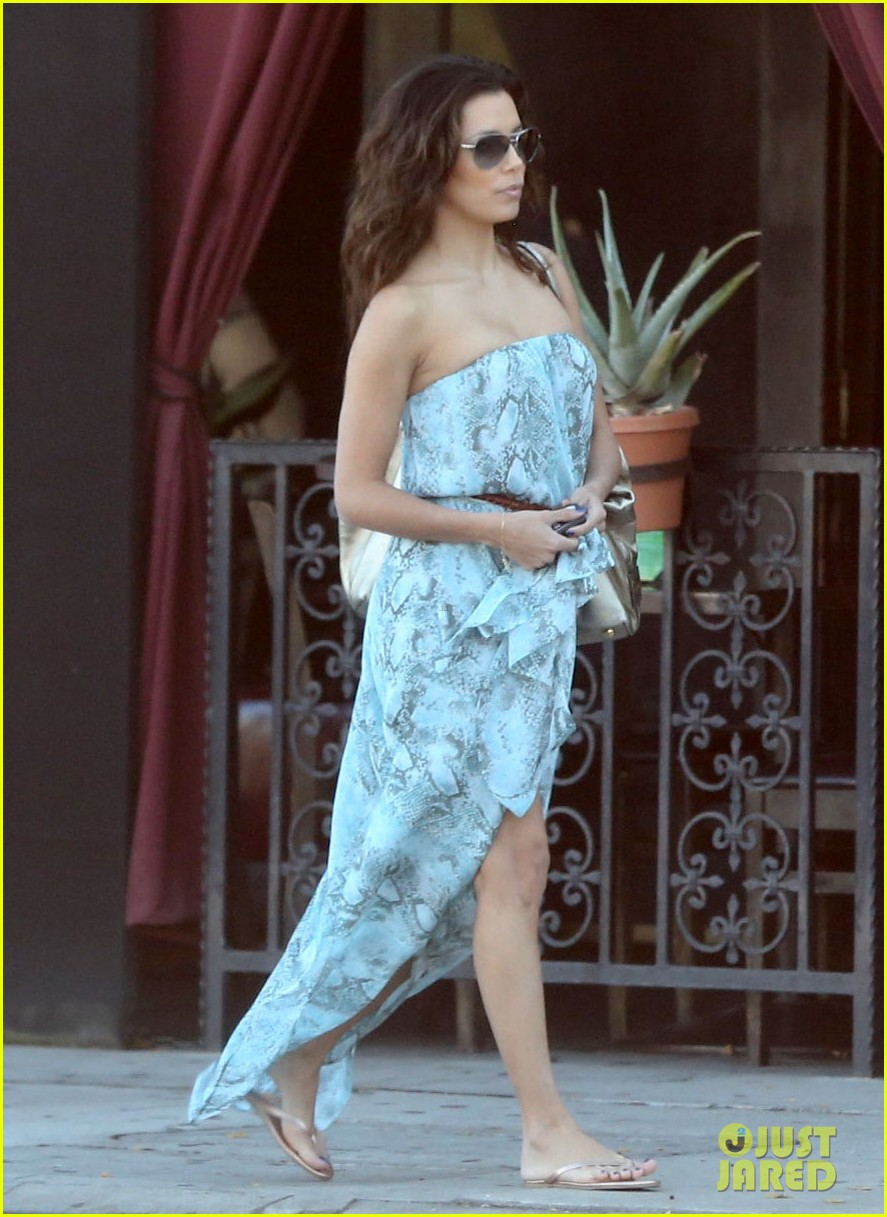 eva longoria leggy lunch in sherman oaks 202751589