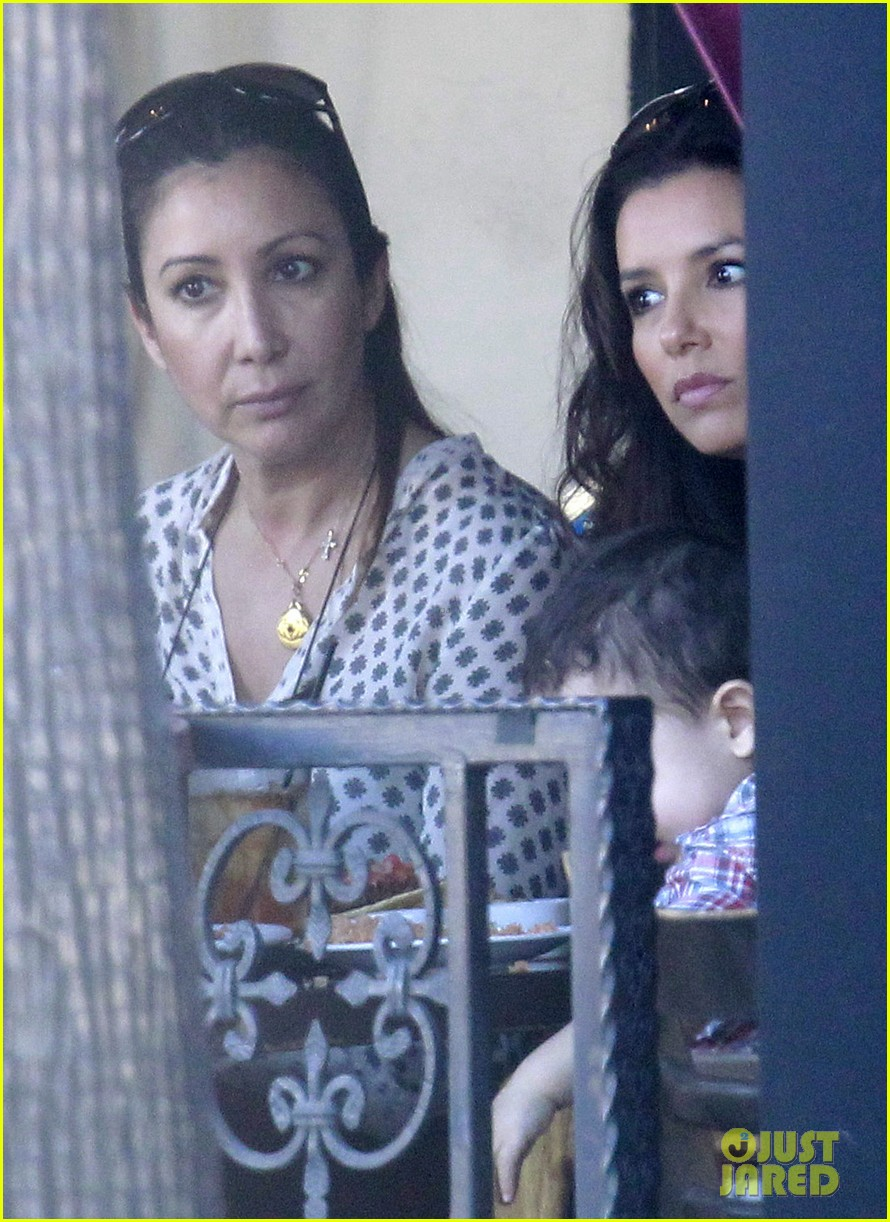 eva longoria leggy lunch in sherman oaks 262751595