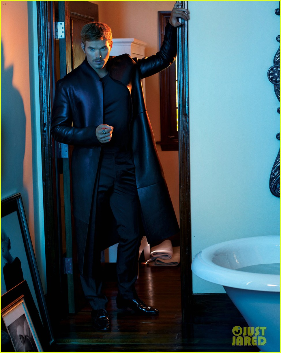 kellan lutz covers essential homme november december 01