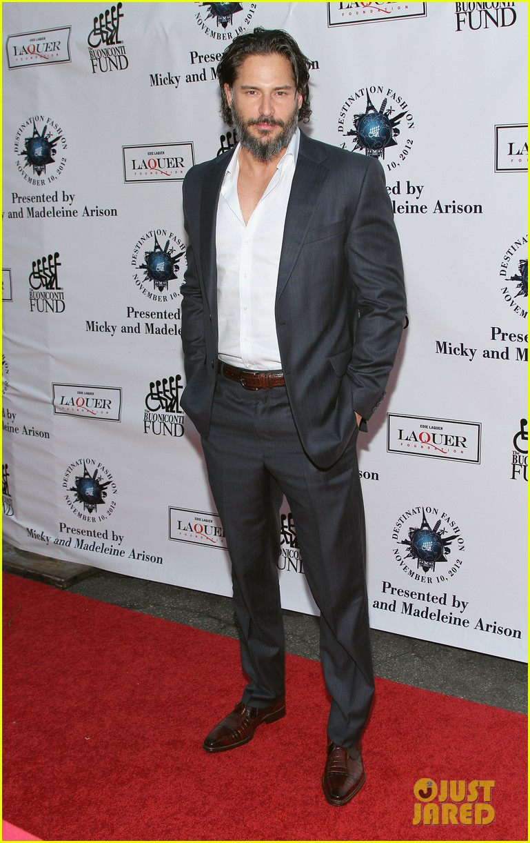 joe manganiello james lafferty destination fashion benefit 012755214